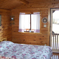 Cozy Two Room Log Cabin